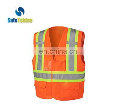 3m safety vests reflective with pockets