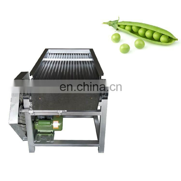 Taizy Pigeon Pea Peeler/Broad bean sheller/Green bean pod peeling machine