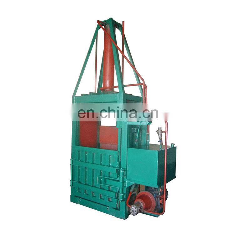 Automatic Hydraulic baling machine with competitive price Image