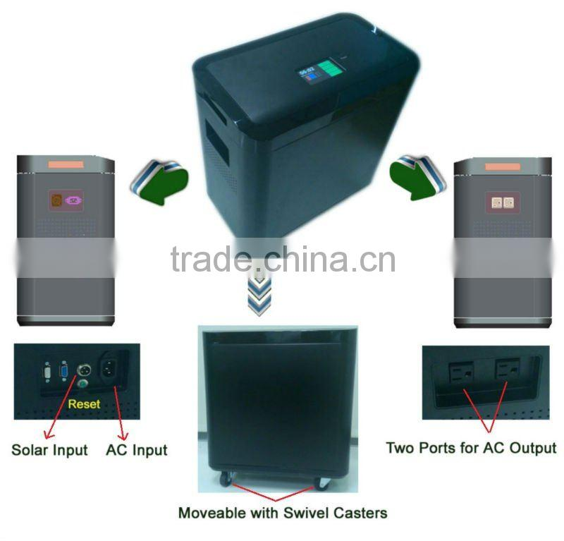 1KW to 3KW Mobile Backup Power,Power Bank ,UPS,Energy Storage System,ESS,Mobile Power,Solar Storage Battery,used in Blackout