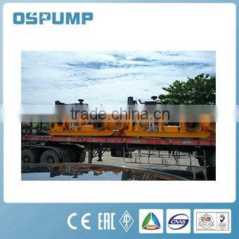 Double impeller Diesel Engine Dewatering with two Suction Pumps and/or Diesel Engine Water Pump Set