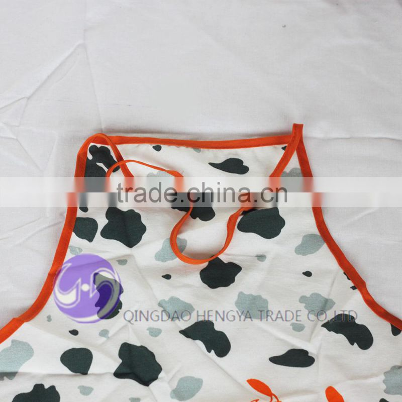 wholesale kitchen accessories kid kitchen apron funny