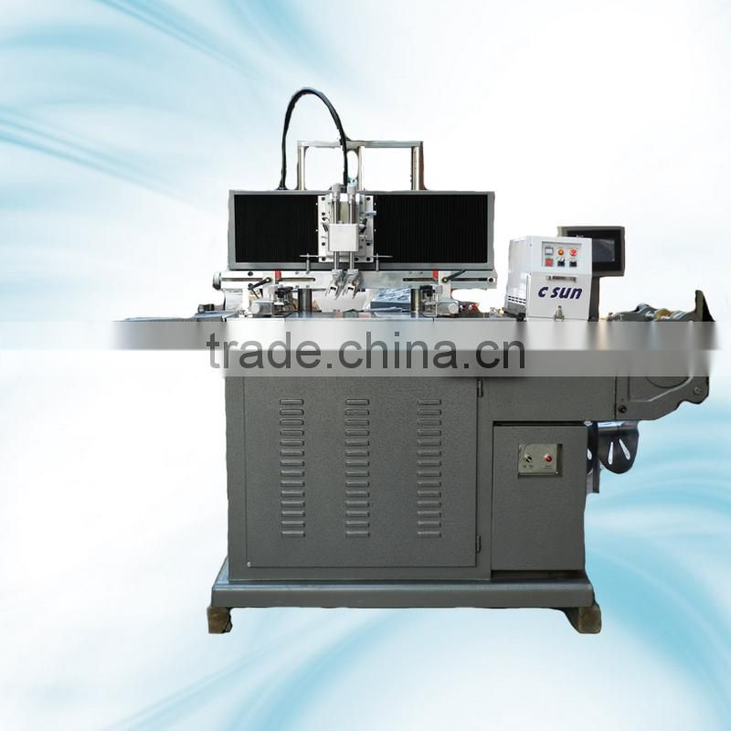 CH-320 High precision hot sale pneumatic screen printing equipment