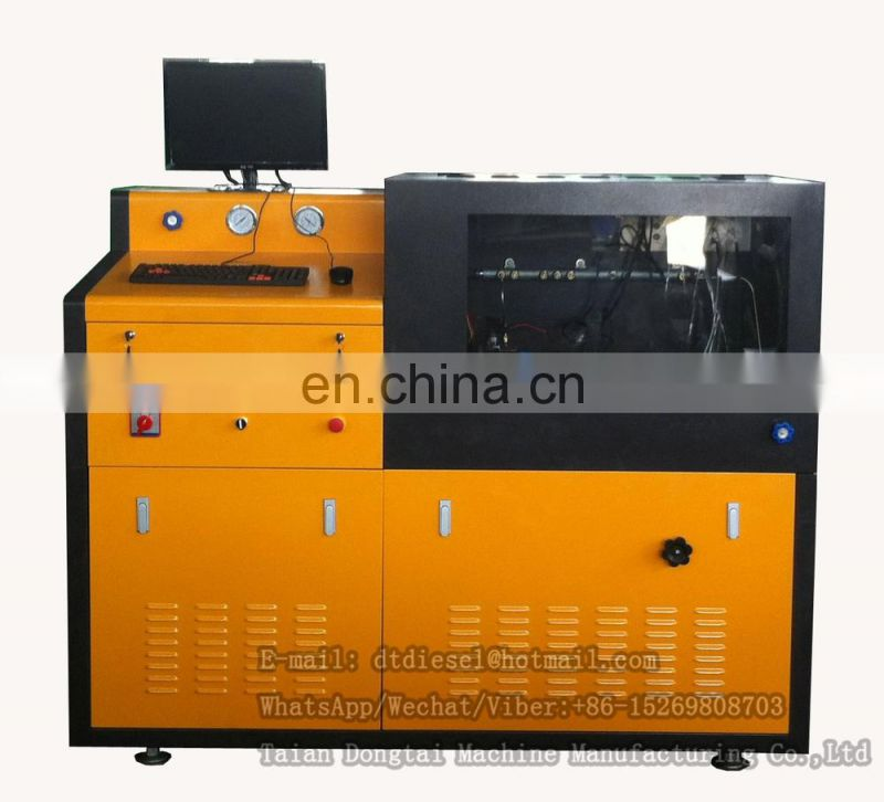 Diesel Injector Common Rail Test Bench CRS708