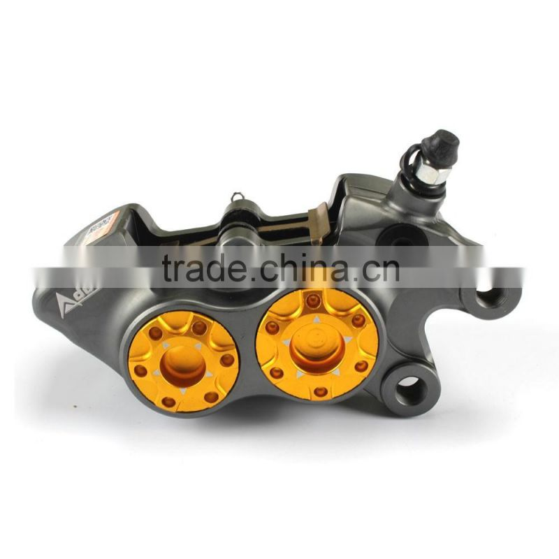 Soto racing - Adelin Motorcycle CNC radial Front Brake Caliper - P4 28/32 (Right Side) 40mm