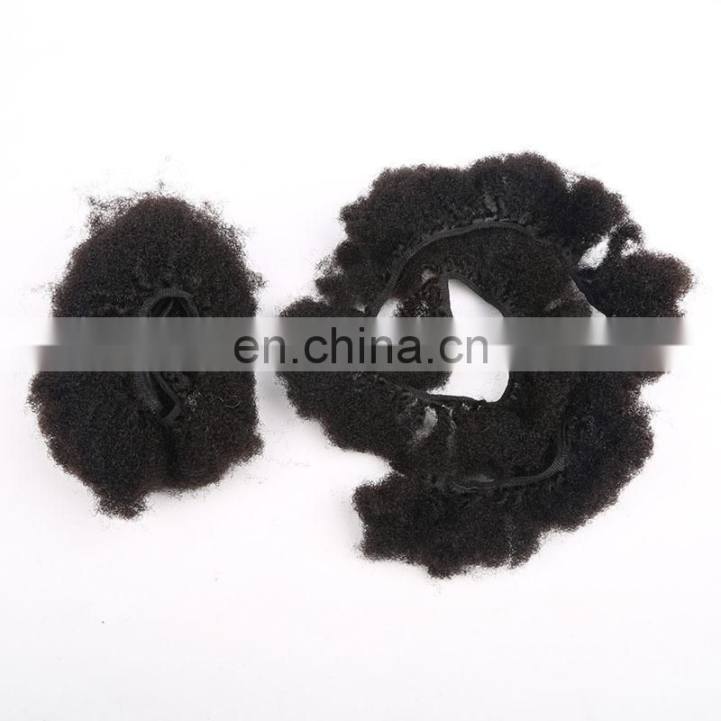 Afro Kinky Hair Bulk New Premium Human Hair Extension
