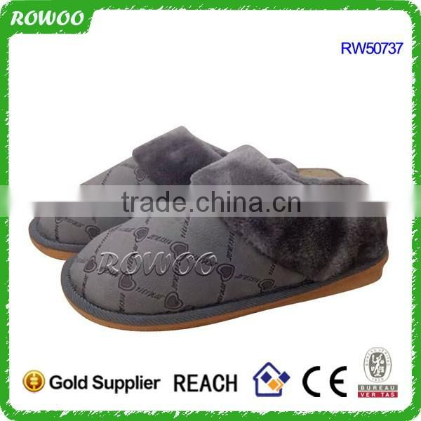 China supplier Grade A indoor house warm slipper