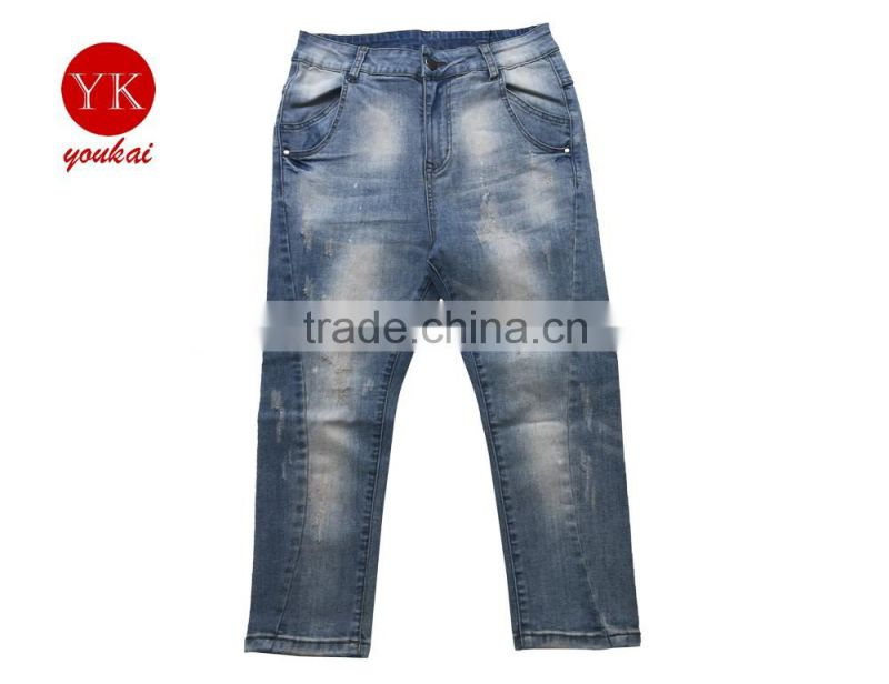 High quality jeans Jacket Skirt Pants of specialized manufacturer for men women Children OEM service
