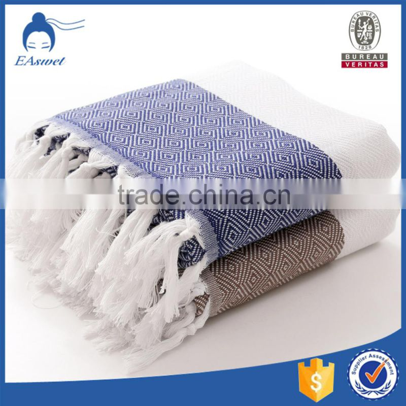 High quality 5 star Turkish cotton Plain weave tea towel wholesale