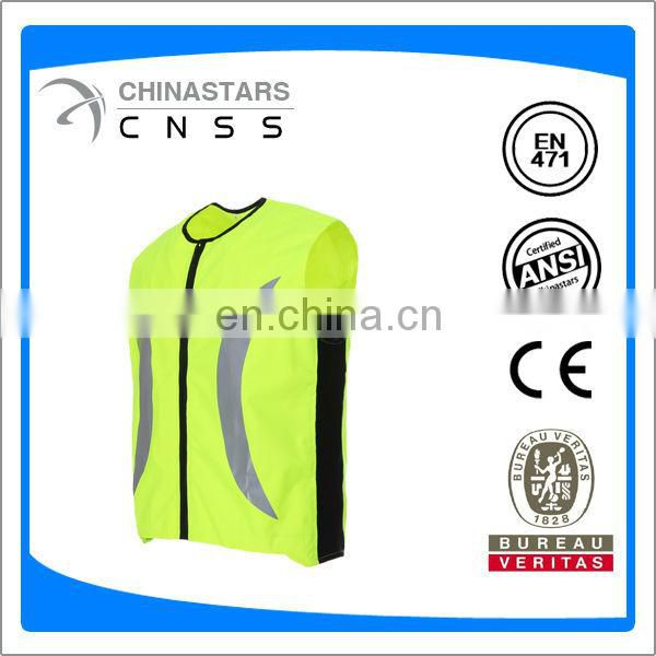 fashion riding safety jacket