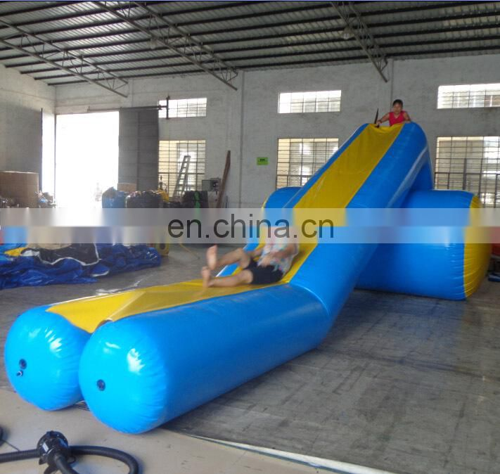best quality commercial grade polygon inflatable swimming pool for sale