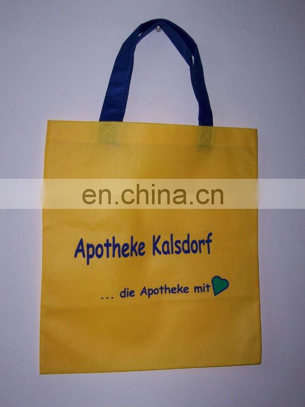 nonwoven shopping bag / tote bag with fashion design