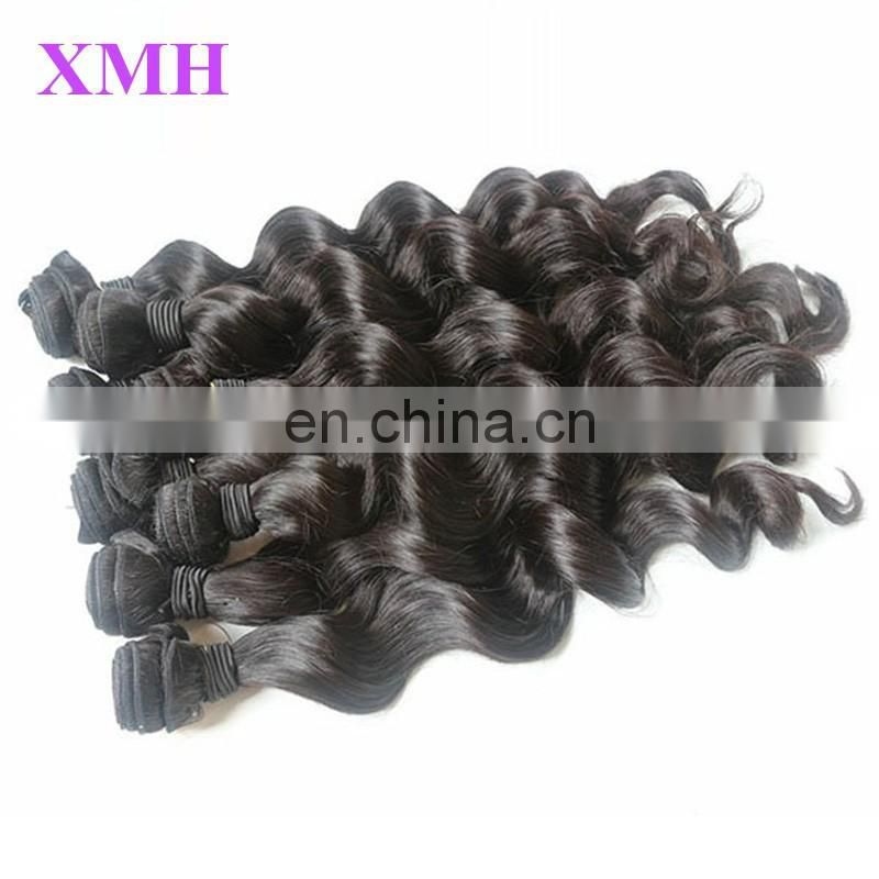 8a Grade Virgin Unprocessed Human Hair Brazilian Loose Wave Virgin Hair Hot Sell Top Quality Loose Wave Brazilian Hair