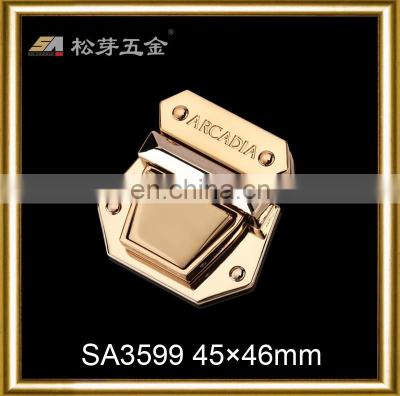 High quality protected safety clasp for handbag