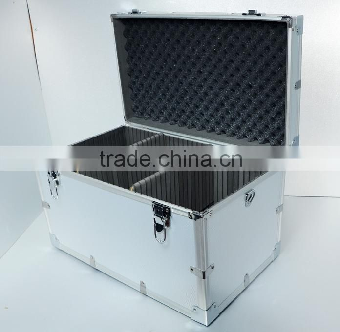 AN101 ANPHY Toolkit Box Car Suitcase Airplane Tool Case Large Aluminum Storage Box 5.2kgs Max Load 50kgs 50*30*30cm