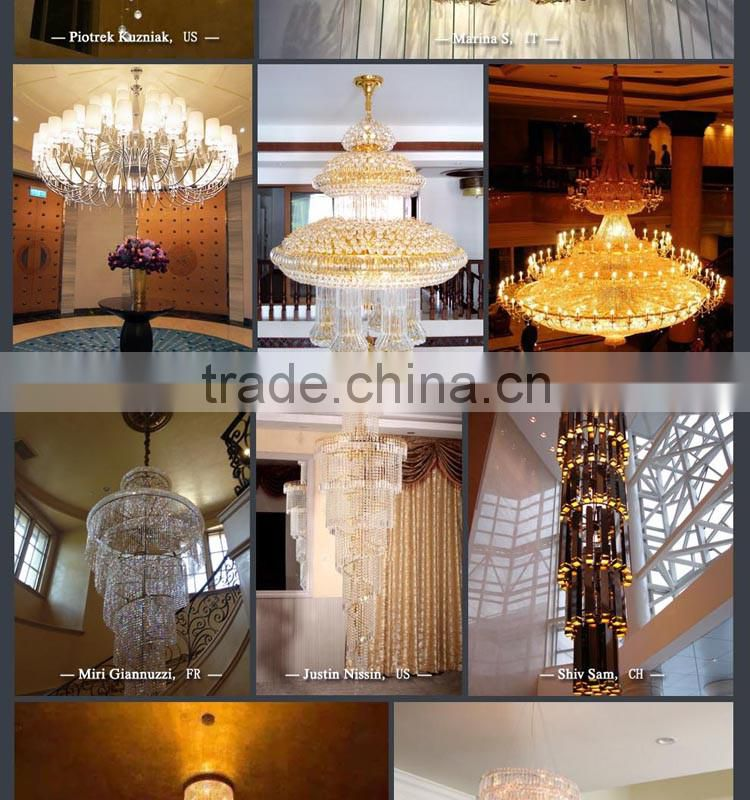 spiralism design oriental beaded dragon crystal chandelier