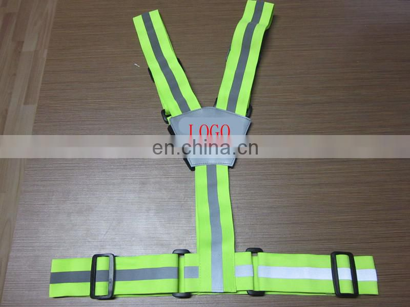High Reflective Elastic Running Walking Cycling Belt