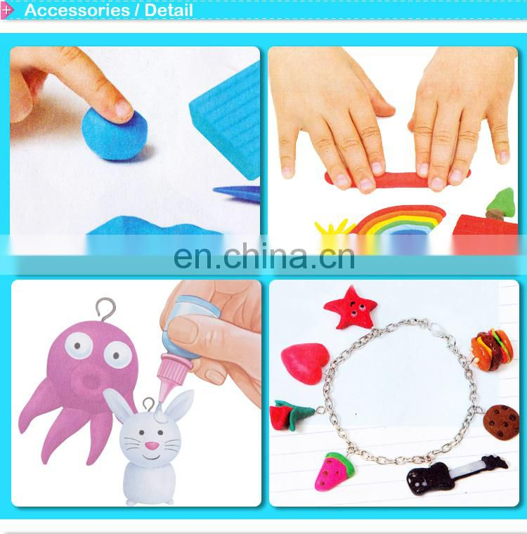 DIY craft kit Clay Charm Stylist
