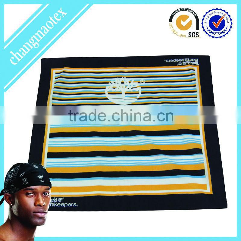 big brand promotion custom bandana