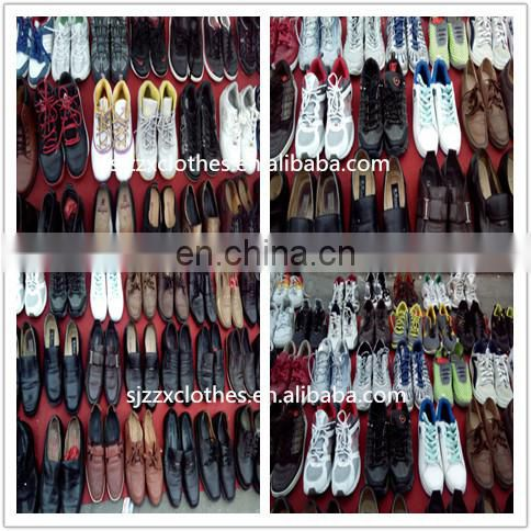 top grade used shoes in bales used shoes per kg