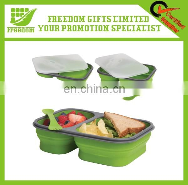 Customized Eco-Friendly Plastic Lunch Box Kid
