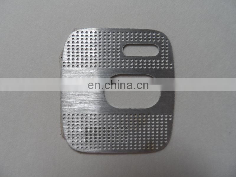 High quality stainless steel metal mobile phone speaker grill wire mesh for speaker