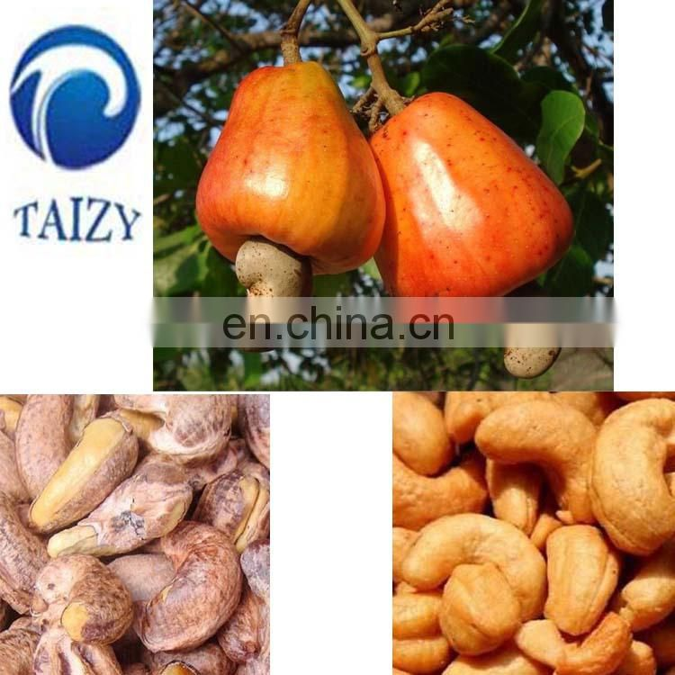high quality cashew nuts hard shell removal machine