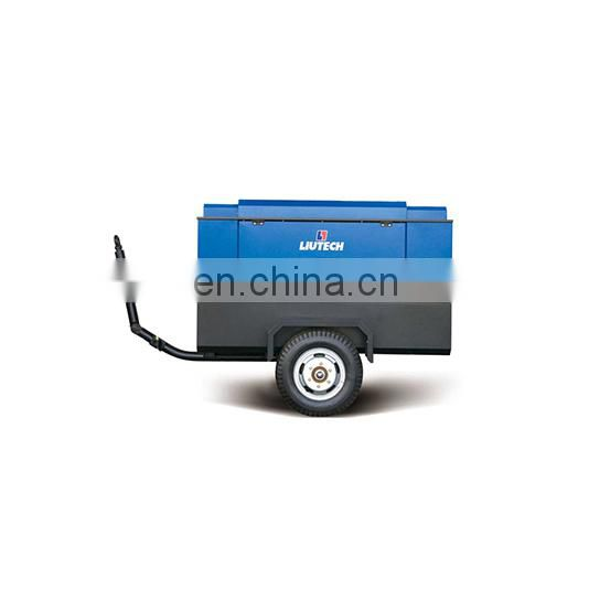 Hot selling rod drilling moveable type anchoring drill machine for construction