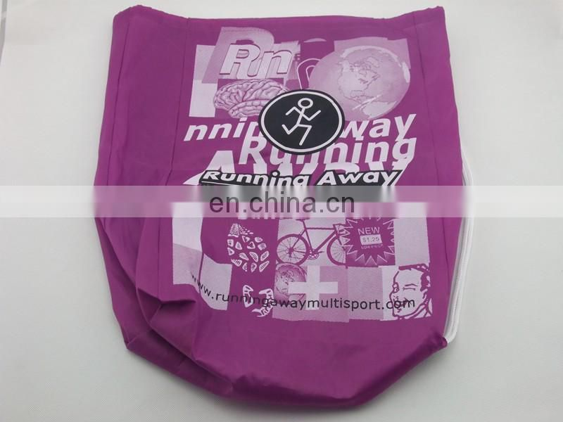 Sublimation Printing Drawsting bag.blank sublimation bags,shopping bag
