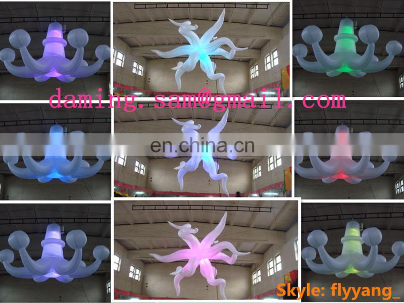 Latest new arriving party decoration inflatable pillar