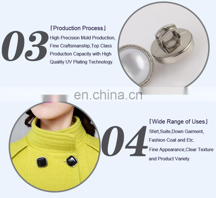 UV Resin Button for Shirt BA60302