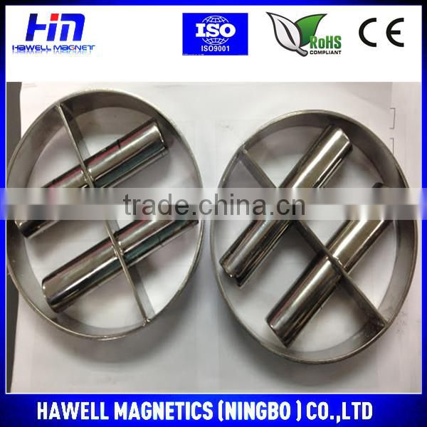 Strong industrial magnetic hydraulic filters