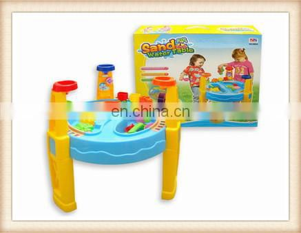 summer plastic play sand water table desk toy