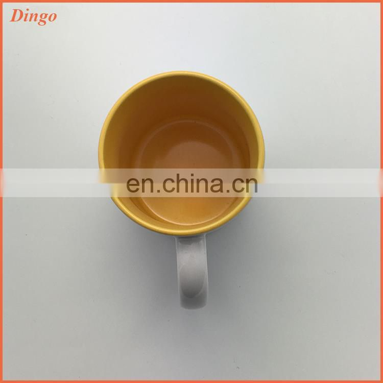 Promotional Ceramic Coffe Mug with Logo printed