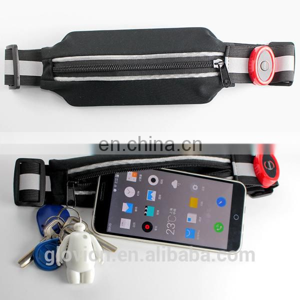 High quality USB sports bag for safety for cell phone