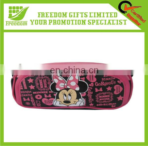 Advertising Good Quality Bulk Pencil Cases