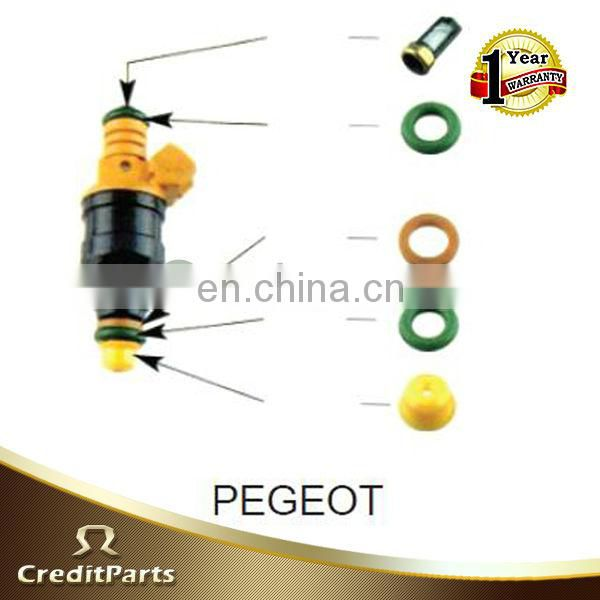 Auto Parts-Fuel Inyector - Peugeot Fuel Injector Service Kits CF-001