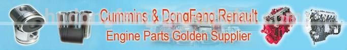 Dongfeng truck spare parts fuel injector 0445120067 4290987 20798683 for diesel engine