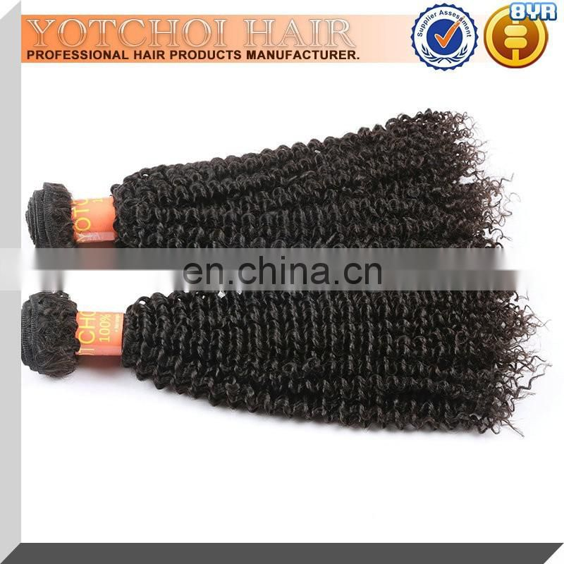 alibaba express refined virgin human mongolian kinky curly braiding hair