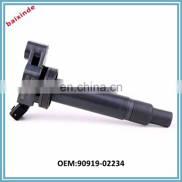 Factory Ignition Coil OEM 90919-022341 Highlander Estima Sienna Lexus RX300 ES300