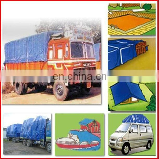 PE coated tarpaulin for truck cover Image