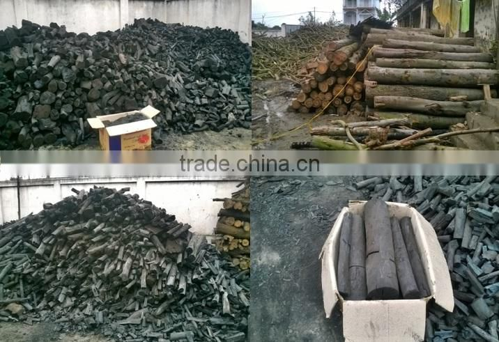 Cheap price wood charcoal from Viet Nam