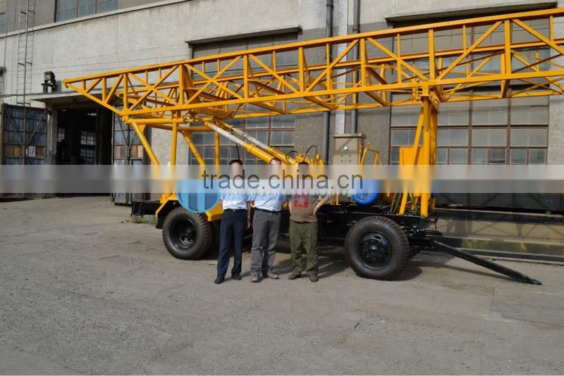 KT5000 Type Fully Hydraulic Power Unit 5m Diameter Piling Bridge Drilling Rig