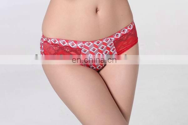 Women underwear latest hot fashion sexy cup bra & string red color (Miss Adola)