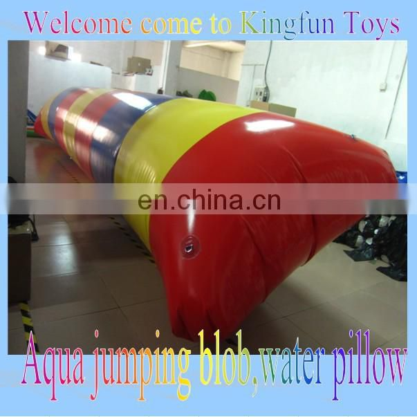 Inflatable water blob for sale