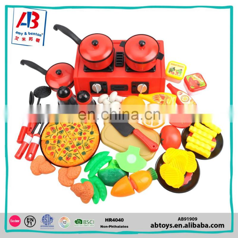 New High Quality Cheap Kitchen Play Set Kitchen Toys