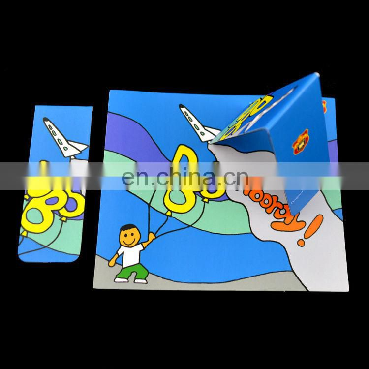 magnetic folding bookmarks for kids