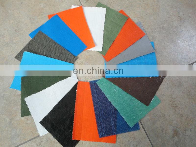 Various colors/size canvas tarpaulin manufactfor construction membrane, tent cover, truck cover, stadium roofs.