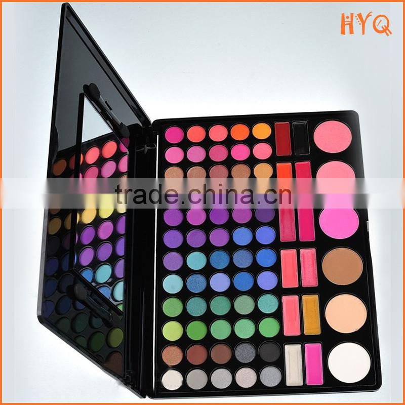 28 colors Super Flash makeup eyeshadow kits high quality eye shadow palette