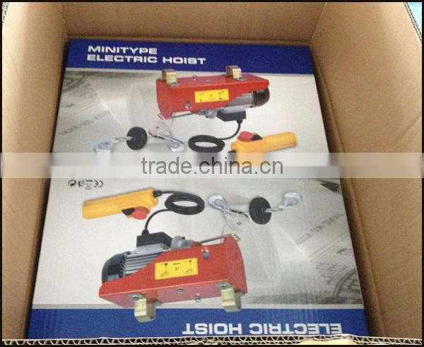 G-max General Industrial Small Electric Engine Hoist